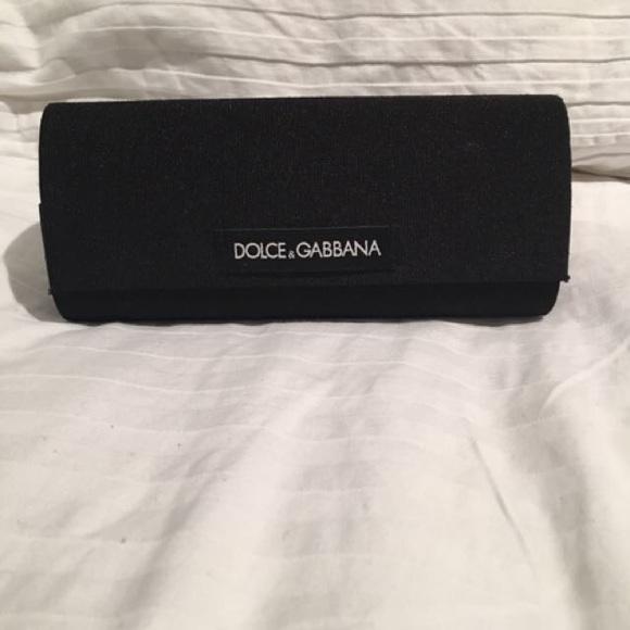 0b8c871b68f Dolce   Gabbana Accessories - Dolce   Gabbana sunglasses case - Black